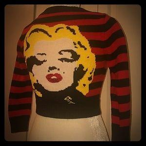 (Not selling) Marilyn Monroe sweater